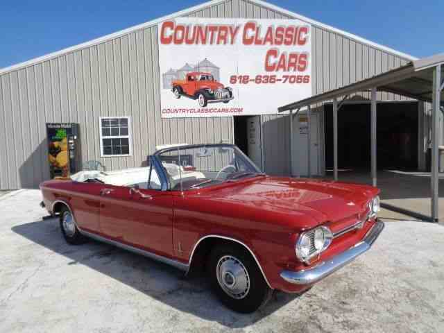 Picture of '64 Corvair - NDFR
