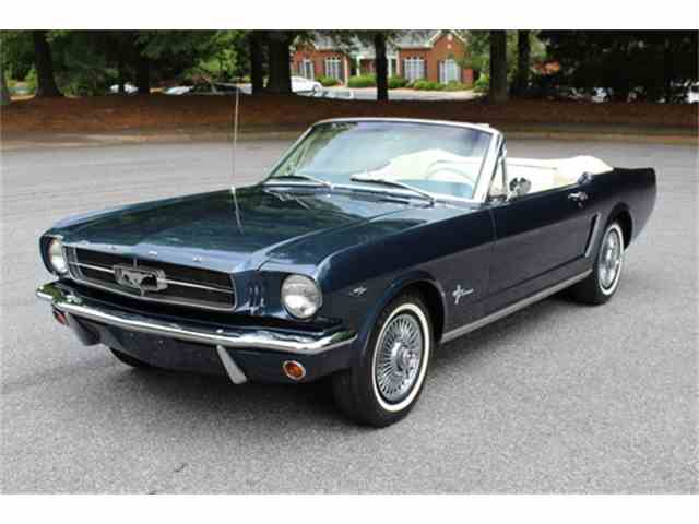 Picture of '65 Mustang - NGXP