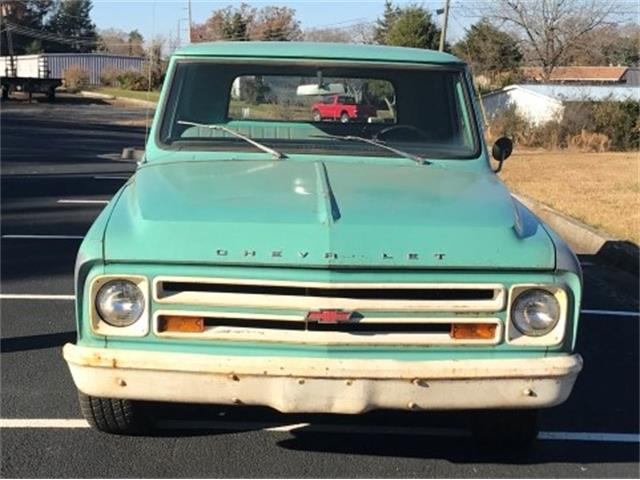 Picture of Classic '67 C10 located in Clarkesville Georgia - NGY0
