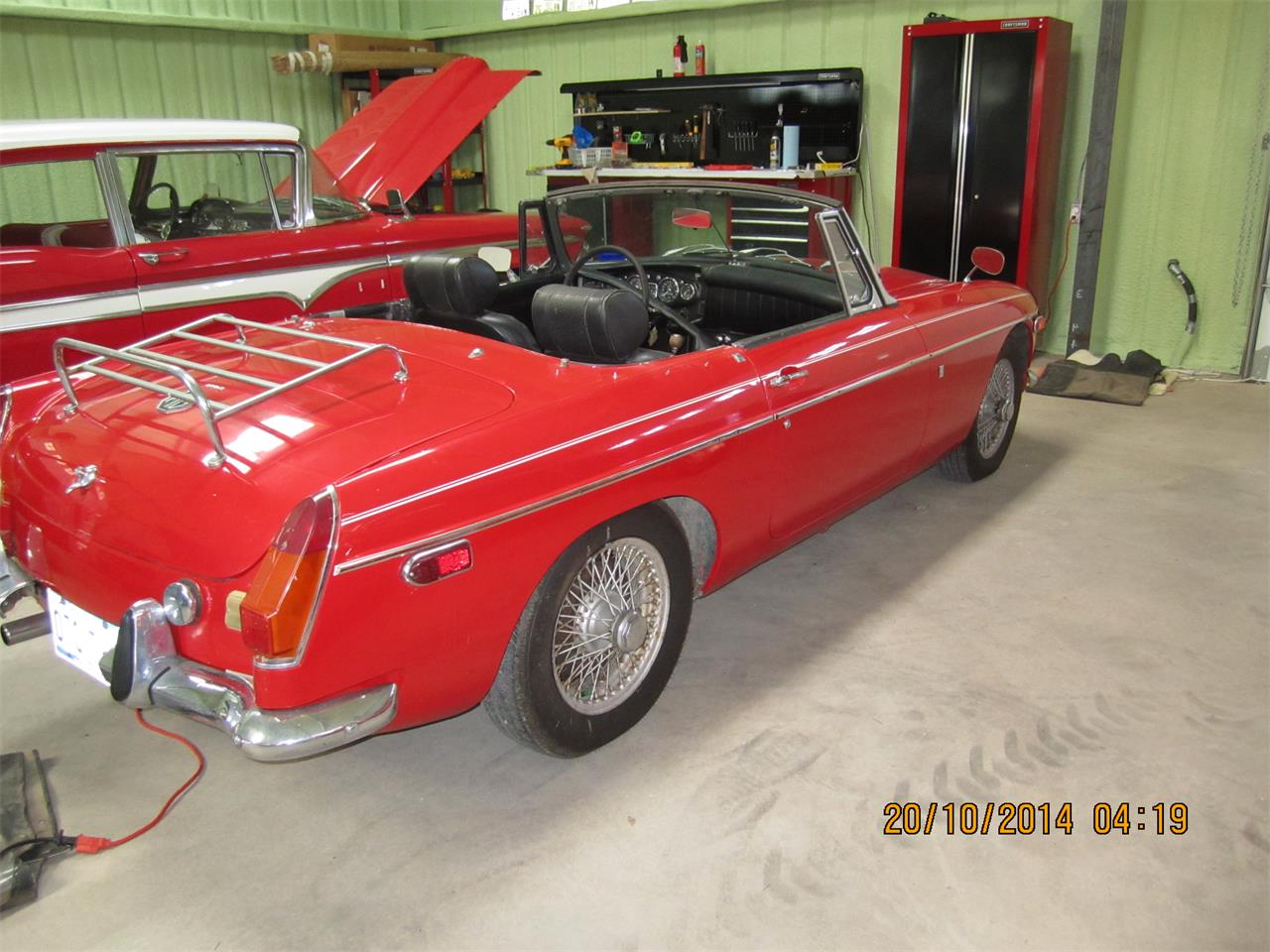 Large Picture of '70 MGB - NGY2