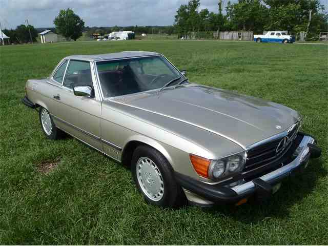 Picture of '87 560SL - NGYA
