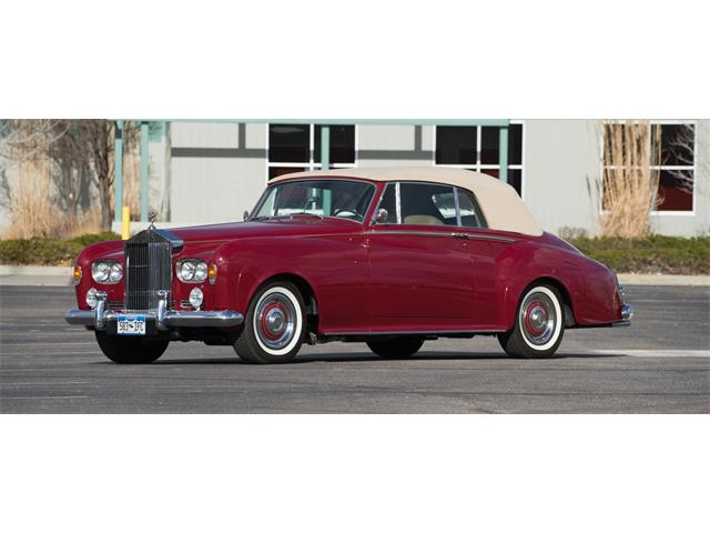 Picture of Classic 1964 Silver Cloud III Offered by  - NGYG