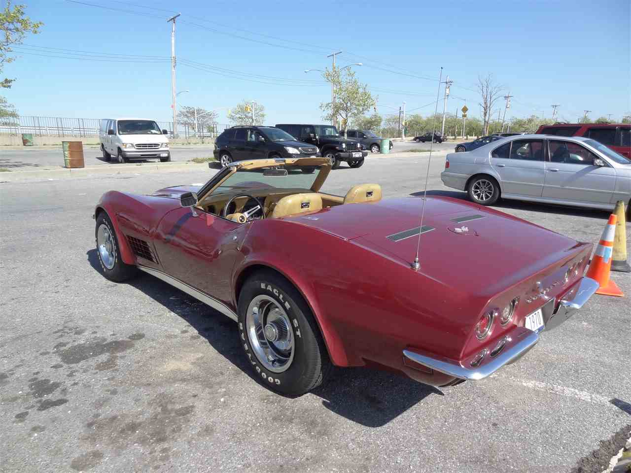 Large Picture of '70 Corvette - NGZ4