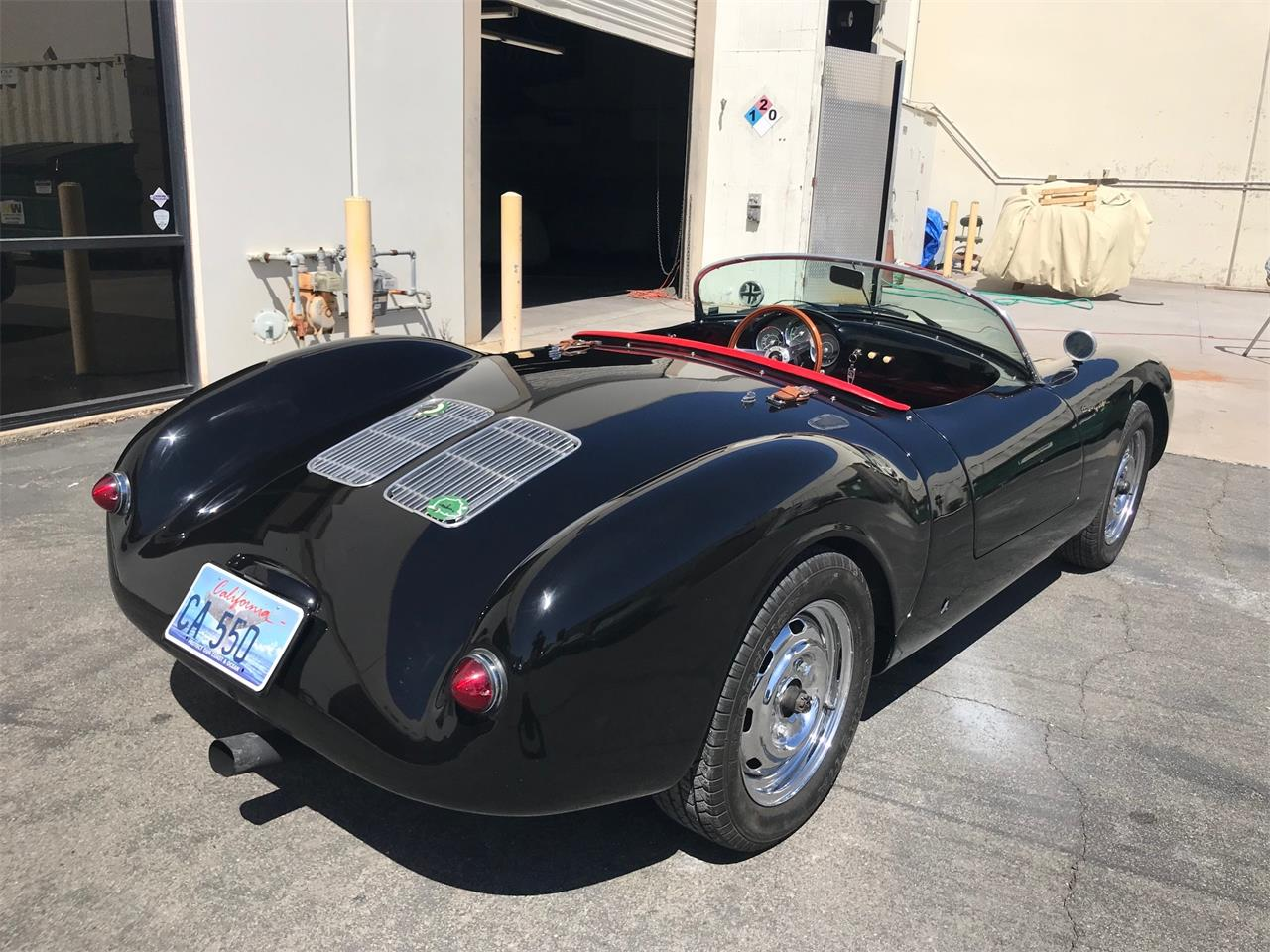 Large Picture of '55 Spyder - NGZ9