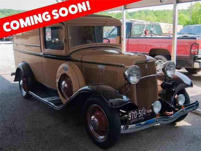 Picture of 1934 Ford Panel Truck located in St. Louis Missouri Auction Vehicle - NH0F