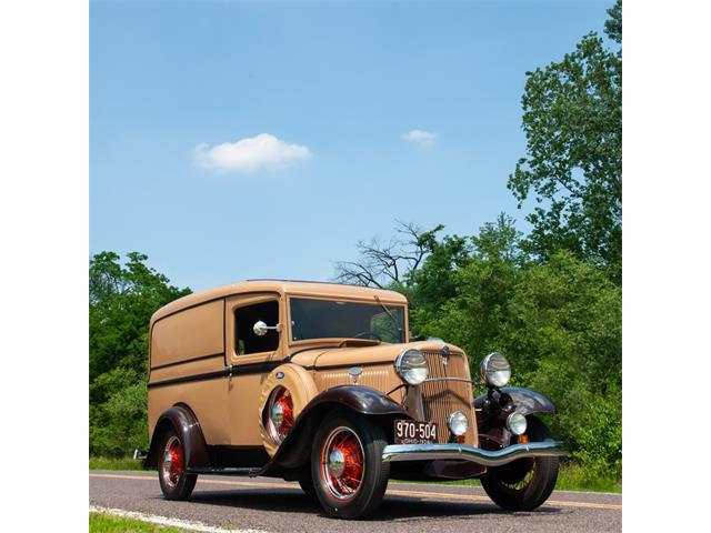 Picture of '34 Panel Truck - NH0F