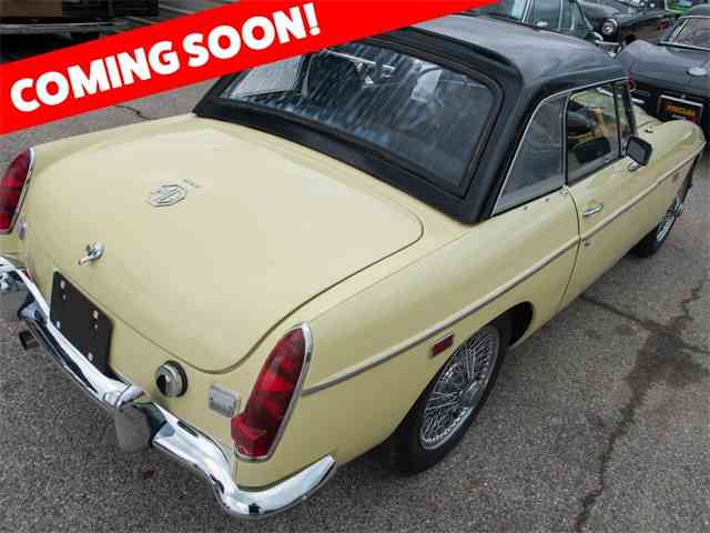 Picture of Classic 1969 MGC Offered by  - NH0I