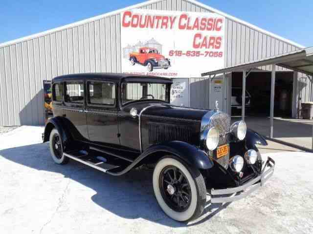Picture of Classic '29 Studebaker Commander Offered by  - NDG2