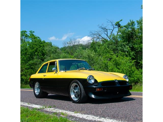 Picture of '74 MGB - NH0K