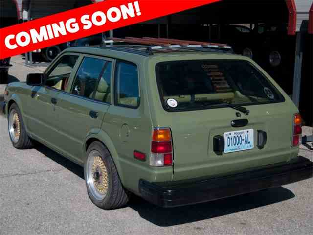 Picture of 1983 Civic Wagon located in St. Louis Missouri Offered by  - NH0L