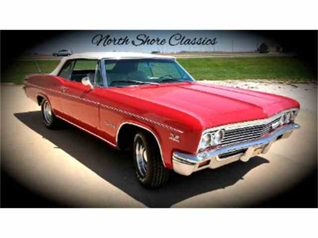 Picture of Classic '66 Chevrolet Impala - $32,500.00 - NH0X