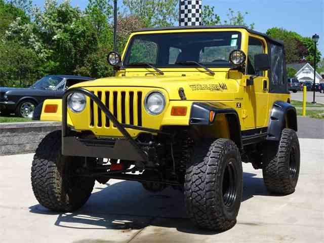 Picture of '02 Wrangler - NH1B