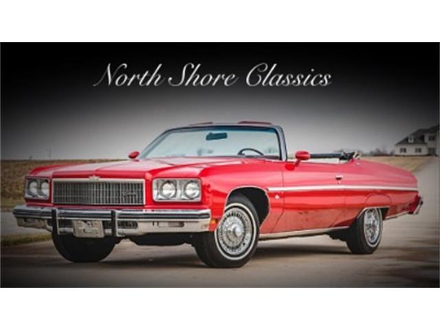 Picture of '75 Caprice - NH1H