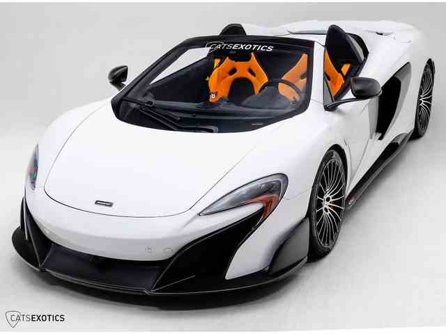 Picture of 2016 McLaren 675LT located in Washington Offered by  - NH1K