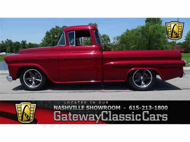 Picture of '58 Pickup - NH1M