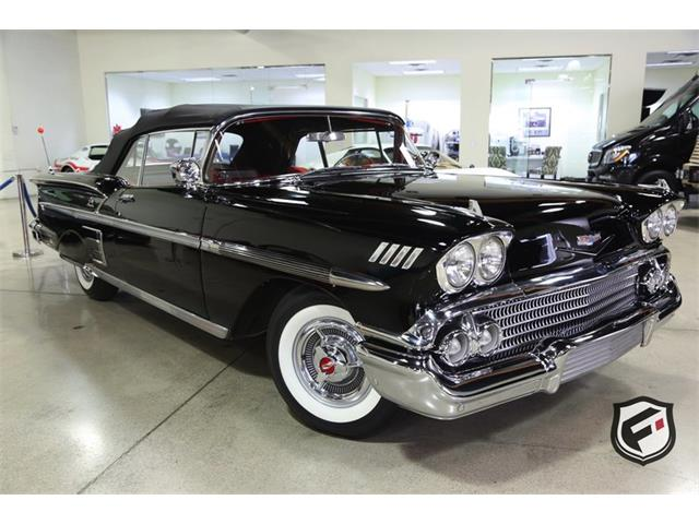 Picture of '58 Impala - NH1N