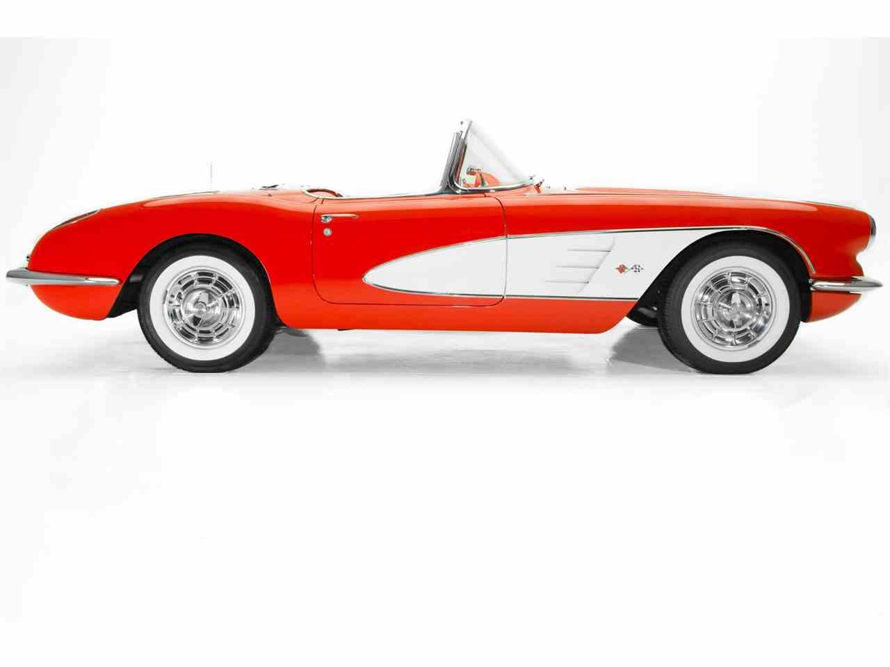 1958 Chevrolet Corvette for Sale | ClassicCars.com | CC-1095181