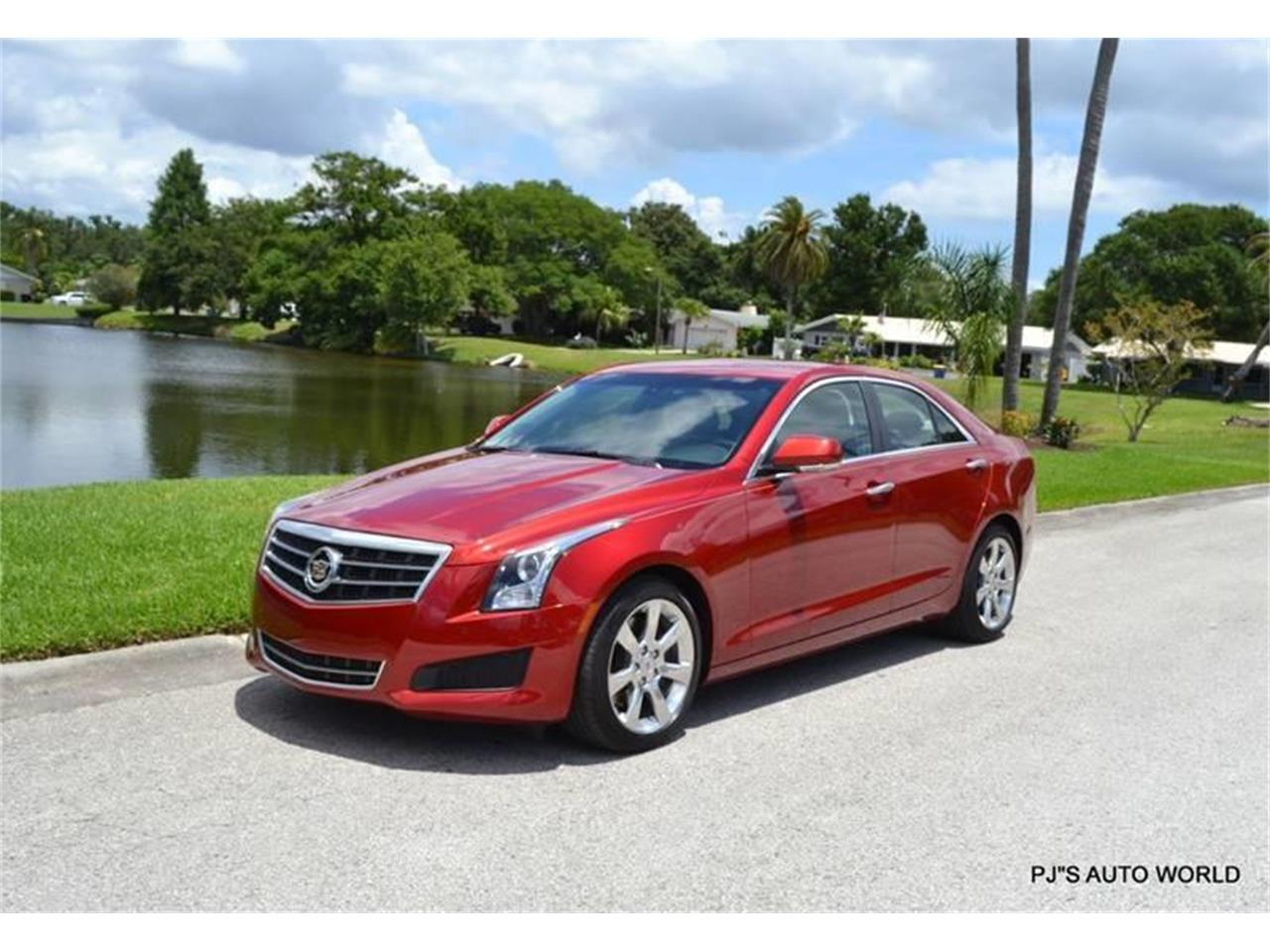 Large Picture of '14 ATS - NH1Q