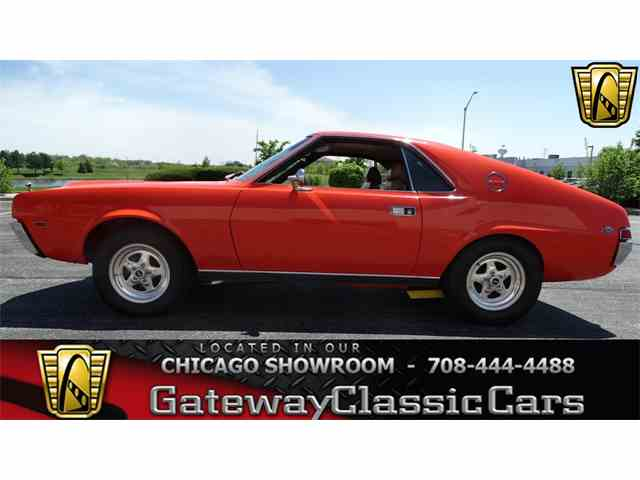 Picture of '69 AMC AMX - $43,595.00 - NH1W