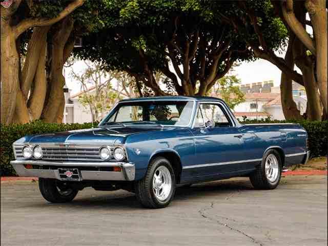 Picture of '67 El Camino - NH1X