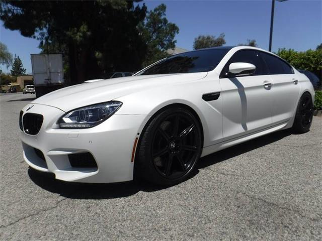 Picture of '15 BMW M6 located in California - $63,995.00 - NH1Z