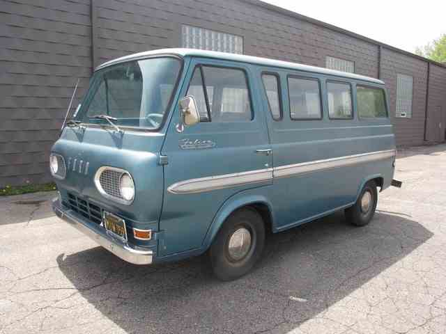 Picture of '64 Econoline - NH2Q