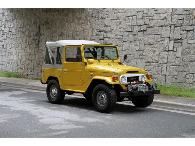 Picture of '76 Land Cruiser FJ - NH2Y