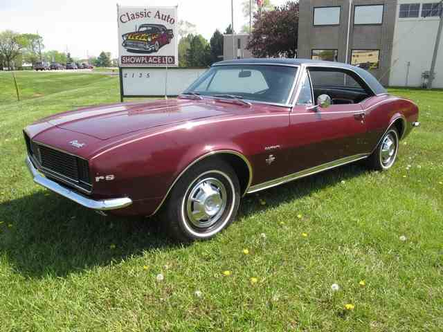 Picture of '67 Camaro - NH2Z