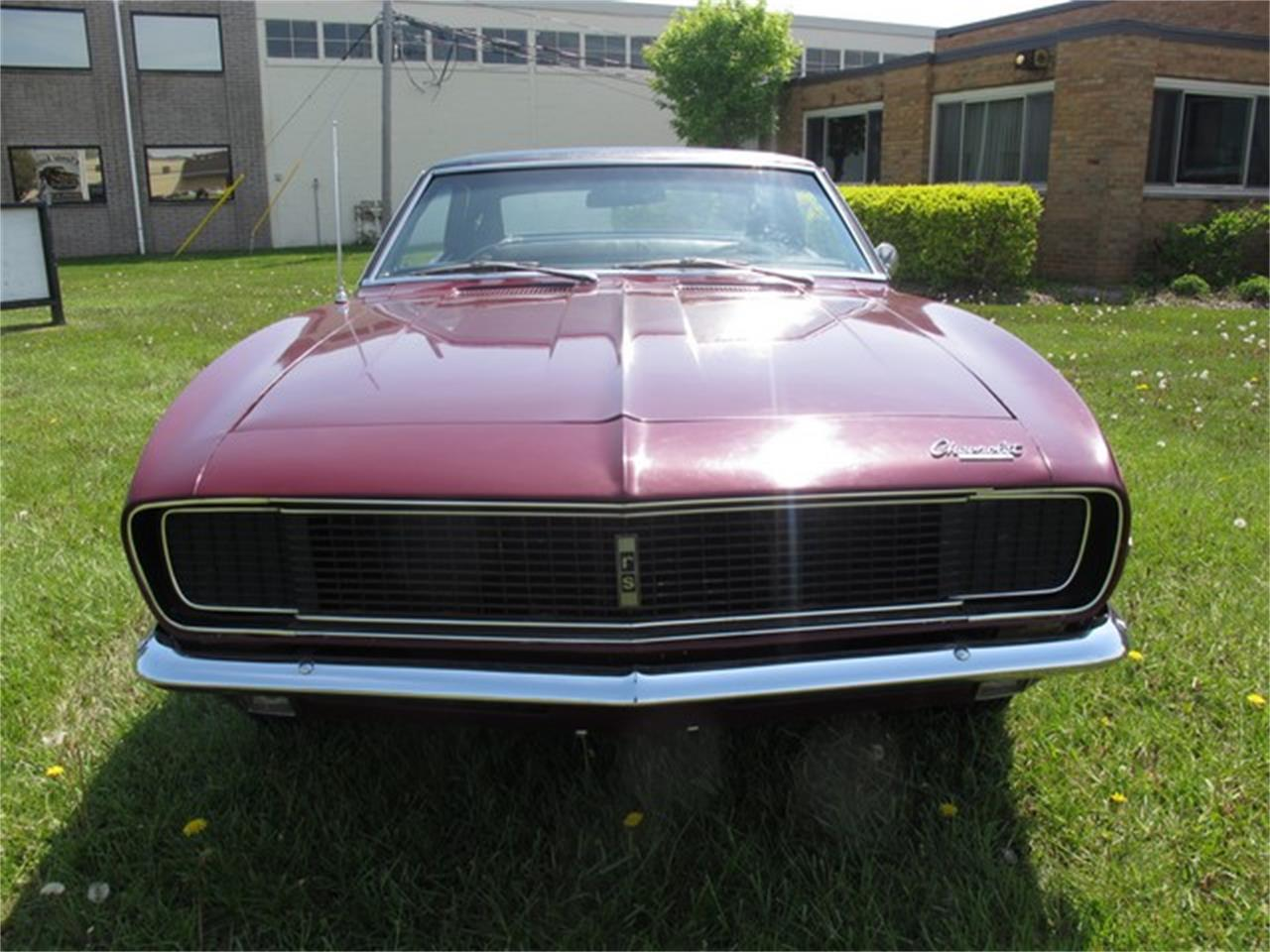 Large Picture of Classic 1967 Camaro located in Troy Michigan - $34,500.00 Offered by Classic Auto Showplace - NH2Z