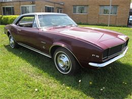 Picture of '67 Camaro located in Troy Michigan - $34,500.00 Offered by Classic Auto Showplace - NH2Z