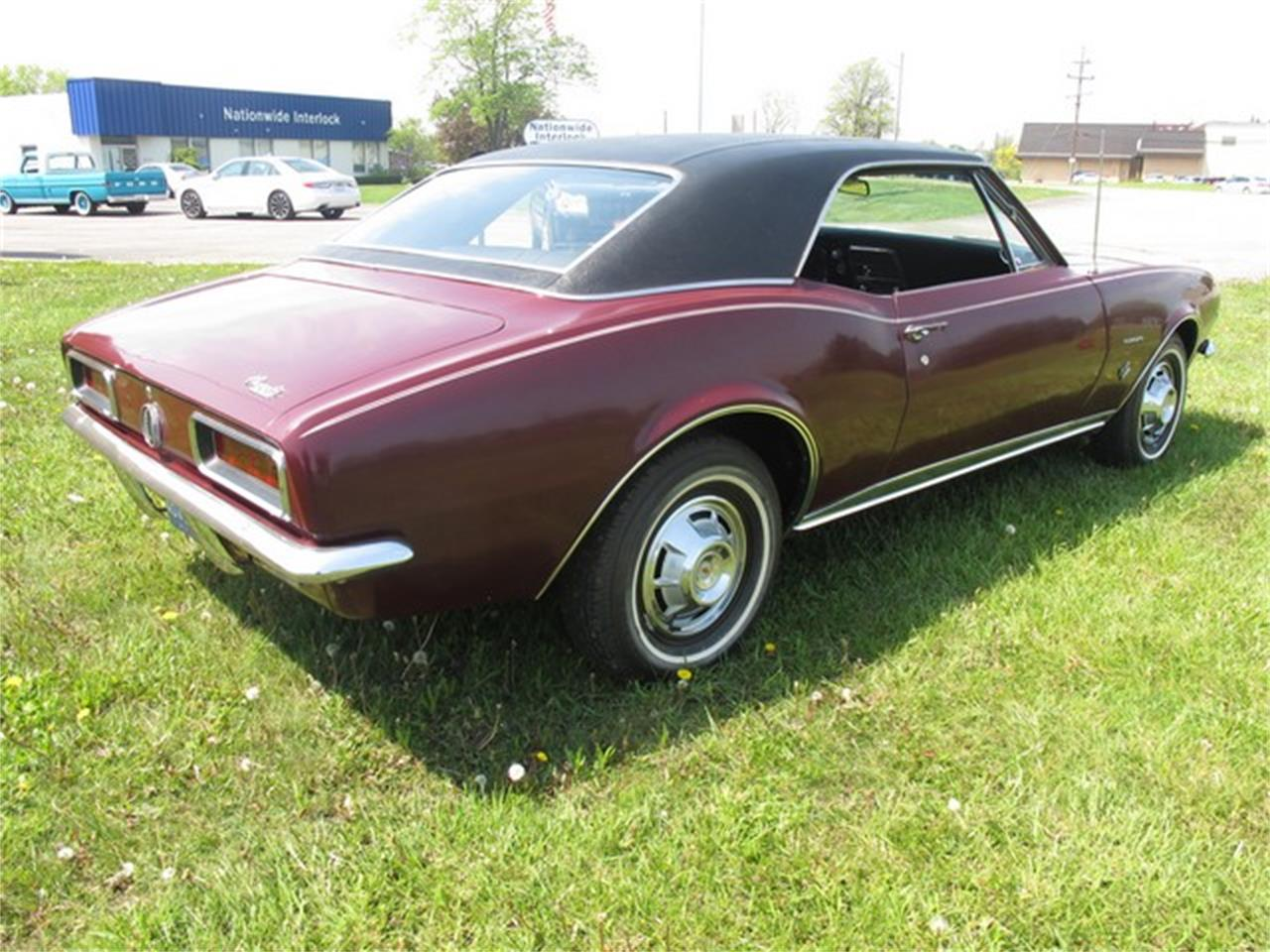 Large Picture of '67 Camaro located in Michigan Offered by Classic Auto Showplace - NH2Z