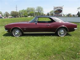 Picture of Classic 1967 Chevrolet Camaro located in Troy Michigan Offered by Classic Auto Showplace - NH2Z