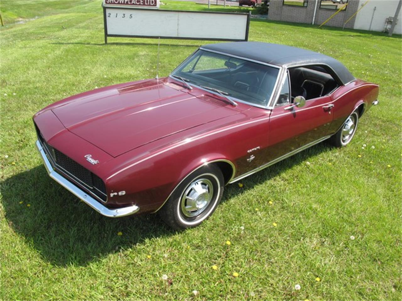 Large Picture of '67 Chevrolet Camaro - $34,500.00 - NH2Z