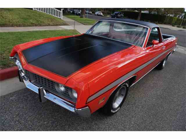 Picture of Classic 1971 Ford Ranchero 500 - NH36