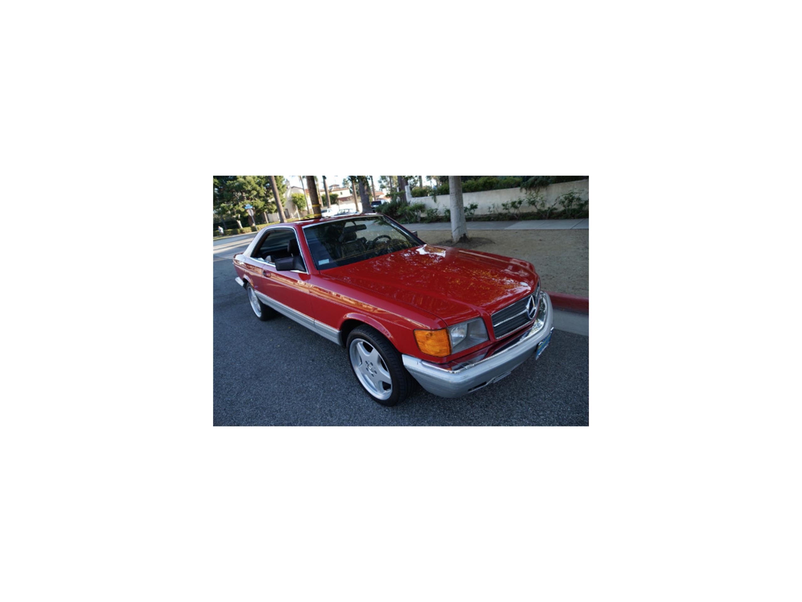 1984 Mercedes-Benz 500SEC for Sale | ClassicCars.com | CC-1095252