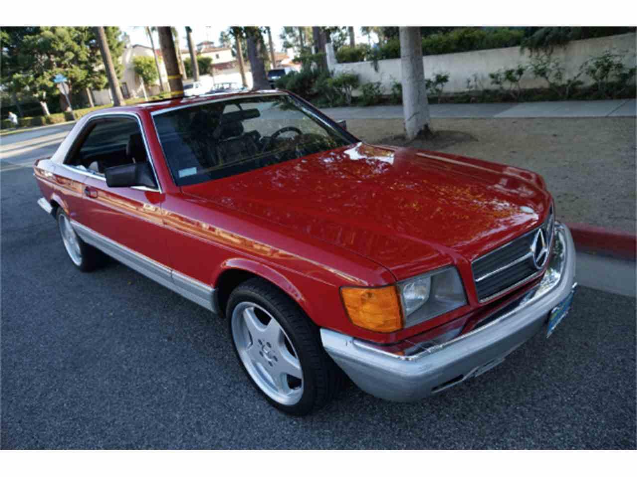 1984 Mercedes Benz 500sec For Sale Cc