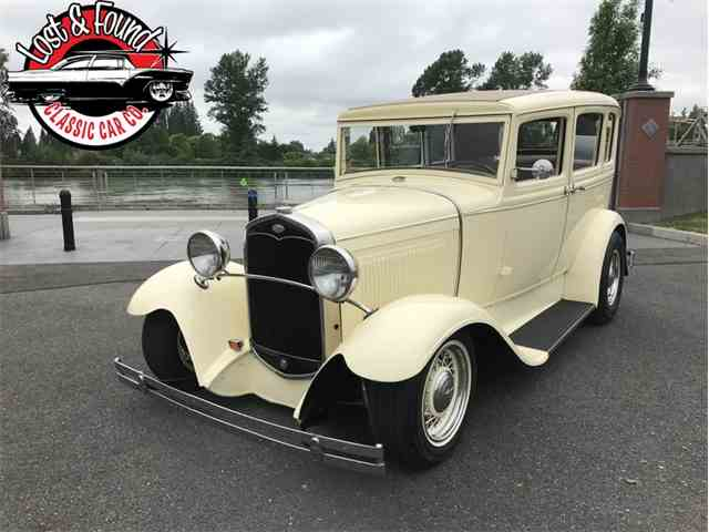Picture of 1931 Ford Sedan located in Mount Vernon Washington - $36,500.00 - NH3W