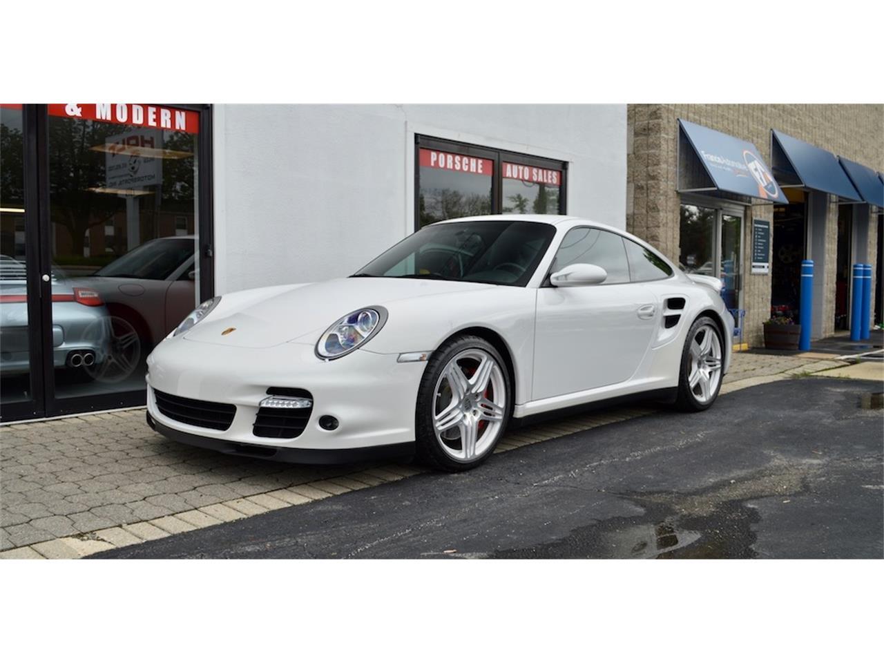 2007 porsche 911 turbo for sale cc 1095265. Black Bedroom Furniture Sets. Home Design Ideas