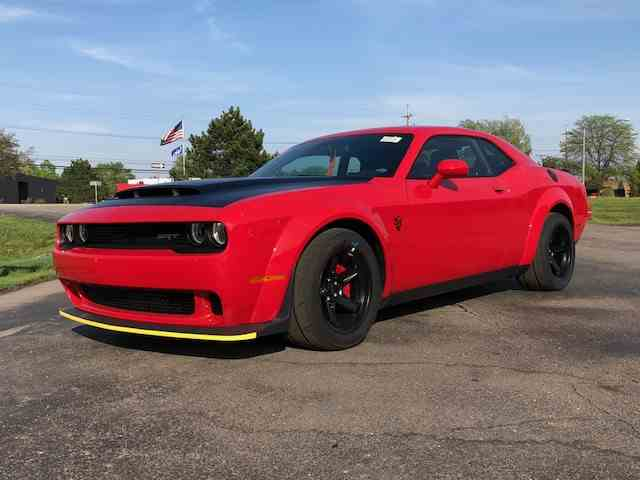 Picture of '18 Challenger - NH4D