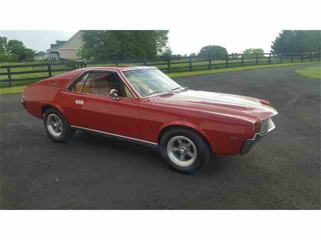 Picture of 1969 AMX located in Pennsylvania Offered by  - NH4F