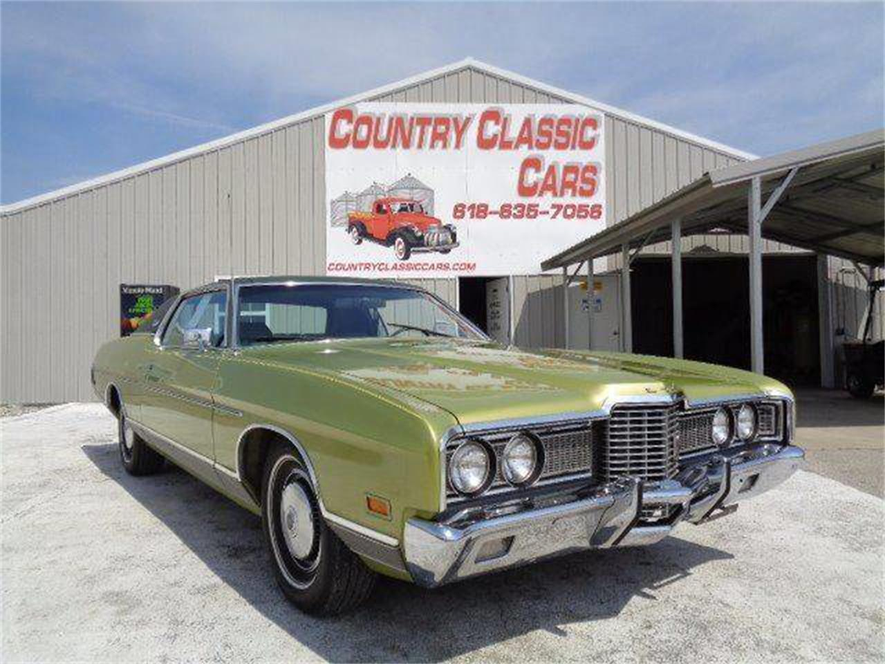 1972 Ford Ltd For Sale Classiccars Com Cc 1090528