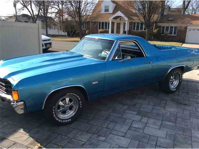 Picture of '72 El Camino - NH4M