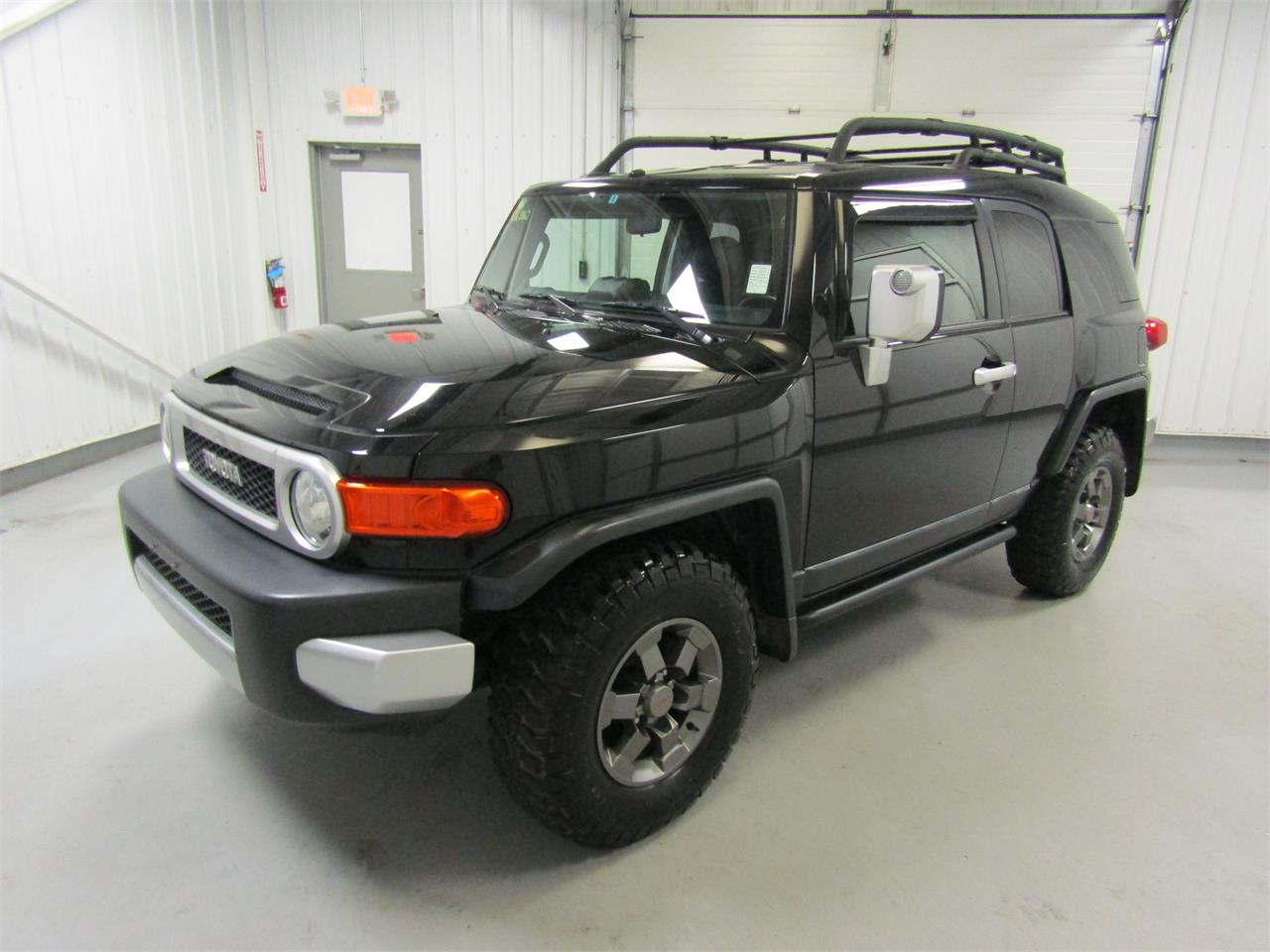 Large Picture of '07 FJ Cruiser - NH4P