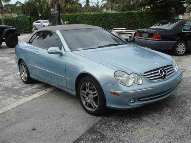 Picture of '04 CLK - NH4T