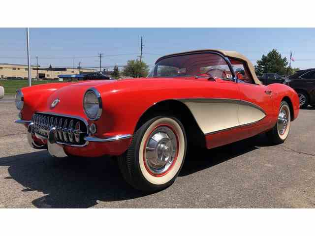 Picture of '57 Corvette - NH4W