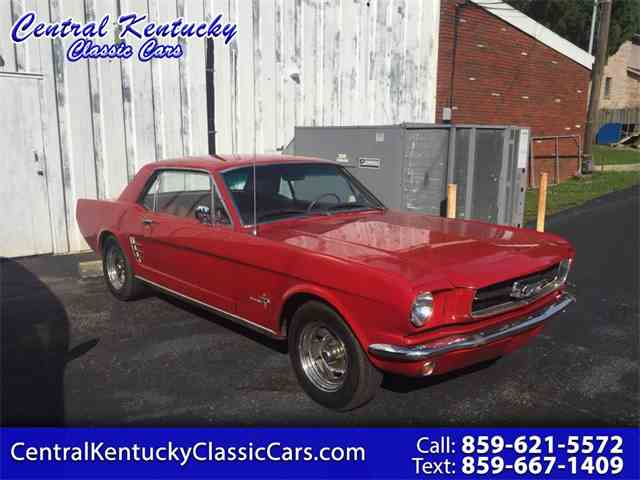 Picture of '66 Mustang - NH52