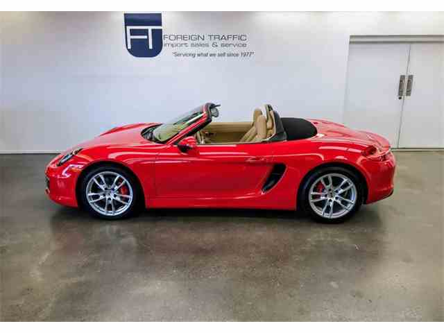 Picture of 2013 Boxster located in Allison Park Pennsylvania - NDGK