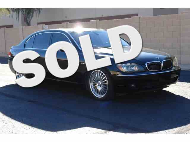 Picture of '07 750li - NH63