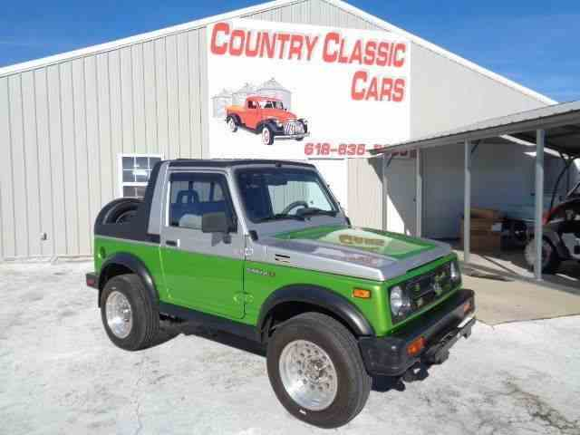 Picture of '86 Samurai located in Staunton Illinois Offered by  - NDGM