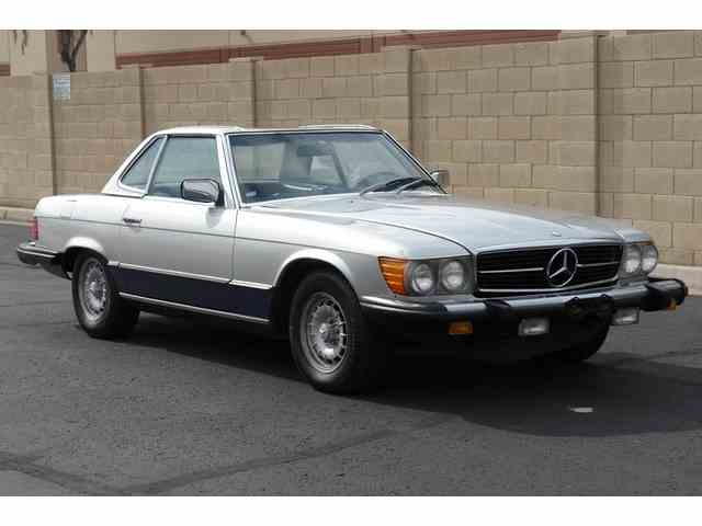 Picture of '77 450SL - NH65